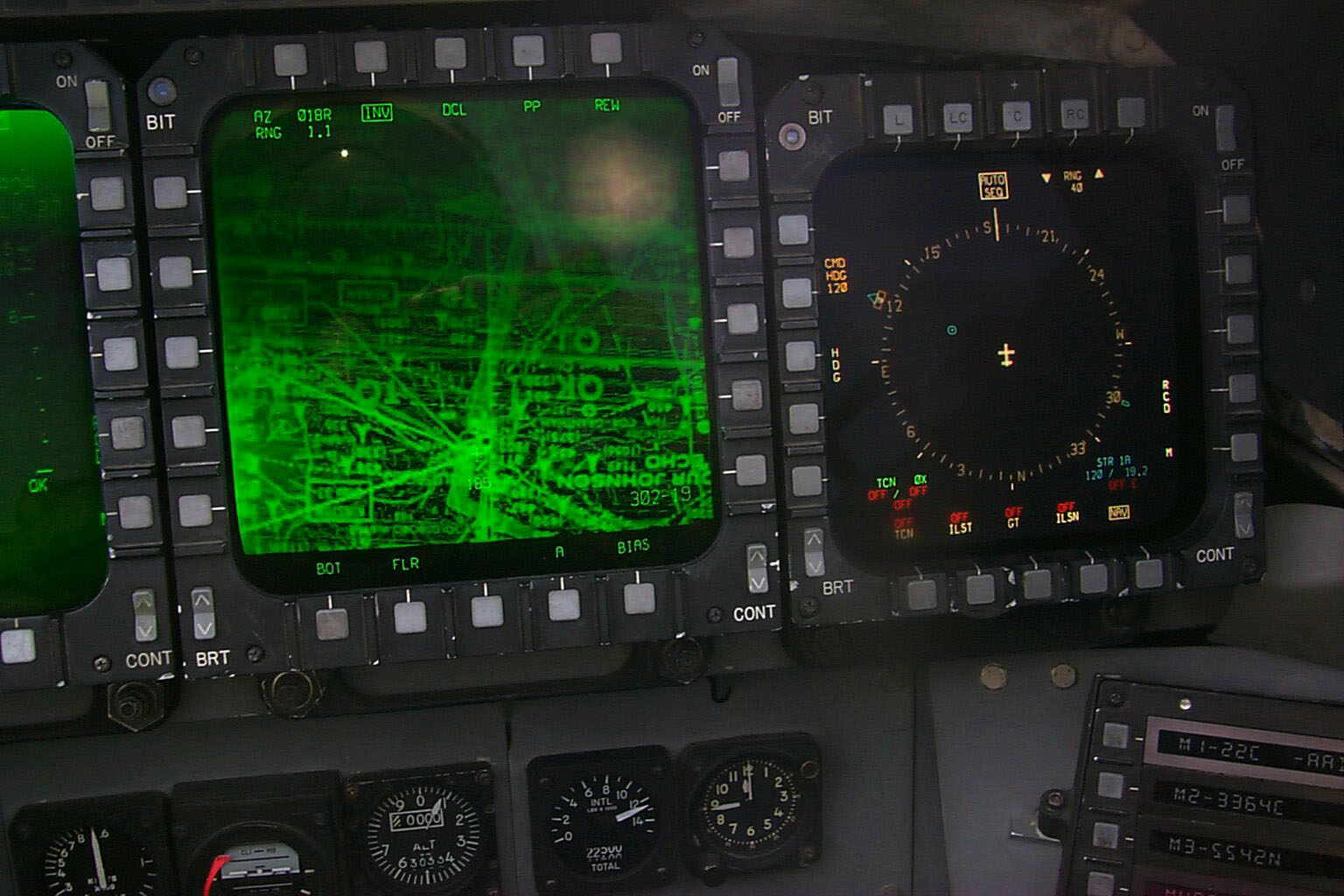 The Real Cockpits